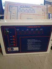 Tamtec FS90-2 Firescan Smoke Fire Alarm Control Panel Firescan90