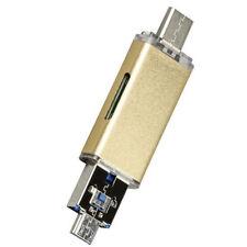 2TB 1TB 512GB OTG Micro USB Flash Drive Memory Stick Card Reader for Phone PC
