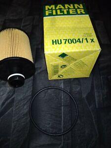 MANN HU7004/1X Oil Filter ✓