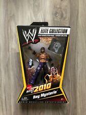 WWE Elite Rey Mysterio Best of 2010 New! Rare! 619