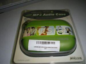 MP3, i-Pod, MD, CD or FM Radio Audio Case