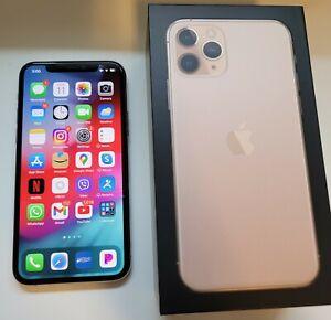 Apple iPhone 11 PRO 512GB Gold - UNLOCKED A2160 - Verizon T-Mobile AT&T -- MINT