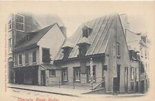 Montcalm House QUEBEC QC Canada 1907-15 Hartmann Imperial 219 Picture Post Card
