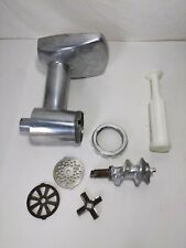 Vintage Nutone Meat Grinder Attachment for Built In Food Center *Read*