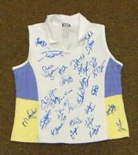 2004 Acura Classic WTA Womens Tennis Jersey Shirt Autographed Signed 29 Players