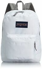 JanSport T501 SuperBreak Backpacks White Brand new with tags