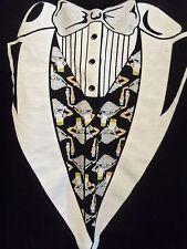 ST PETE BEACH FL the drunken Clam NewYears 09 black graphic 2XL t shirt