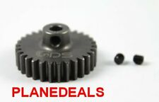 23T  Mod1 M1 Steel Pinion Gear 23 tooth 5mm bore nitride hardened crawler rc car