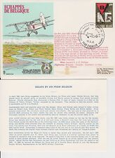 FC153 RAF FLOWN COVER ESCAPING SOCIETY ESCAPE BY AIR FROM BELGIUM 1941-1975