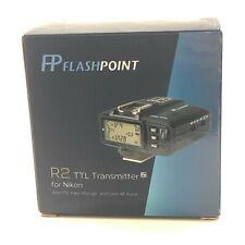 Flashpoint R2-Ttl Wireless Transmitter For Nikon Excellent