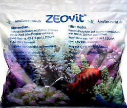 Korallenzucht Zeovit 1L Zeolith für Meerwasseraquarien