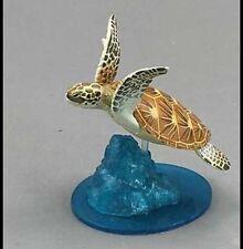 Kaiyodo SENDAI UMINO-MORI AQUARIUM Hawksbill sea turtle figurine figure