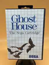 Sega Master System ** GHOST HOUSE THE CARTRIDGE