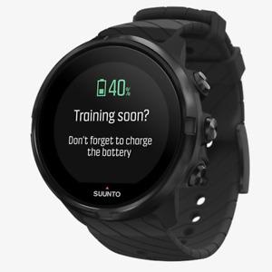 SUUNTO 9 All Black 1. Generation Smartwatch Wearable Smart Uhr Fitness Tracke ht