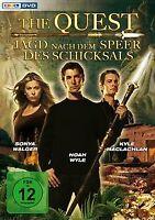 The Quest - Jagd nach dem Speer des Schicksals von Peter ... | DVD | Zustand gut