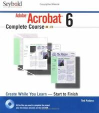 Adobe Acrobat 6 Complete Course-ExLibrary