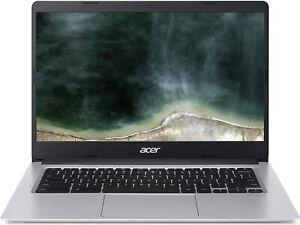 Acer Chromebook CB314-1H 14 Zoll (64GB eMMC, Intel Celeron N4020, 1,10GHz, 4GB R