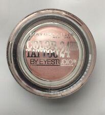 Maybelline Eyestudio Color Tattoo 24HR Eyeshadow 140 ROSE RIOT