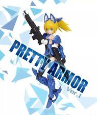 Pretty Armor Saber Wing Zero Gundam MS Girl Plastic Model Kit Anime Toys Figure
