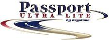 1 RV KEYSTONE PASSPORT ULTRA LITE LOGO DECAL GRAPHIC -77-4