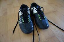 Boys Adidas Barricade Tennis Shoes Size UK 4