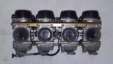 SUZUKI 1993 - 1998WATER COOLED GSXR1100 MIKUNI BST38SS REBUILT CARBURETORS CARBS
