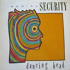 SOCIAL SECURITY - DANCING HEAD   - LP (ORIGINAL INNERSLEEVE)