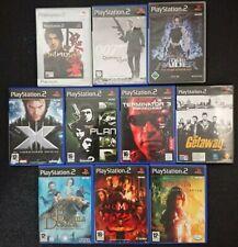 Lote 10 Videojuegos Completos - Juegos CD DVD Games Sony Playstation 2 / PS2