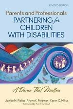 Parents and Professionals Partnering for Children With Disabilities: A-ExLibrary