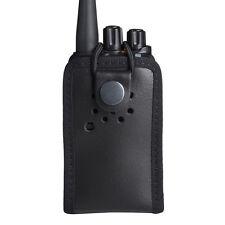 Ledertasche für ALINCO DJ-A46 / DJ-A41 / DJ-A11 Transceiver - Schutztasche