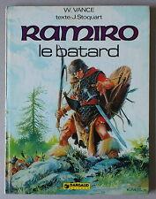 Vance  RAMIRO  **  LE BÂTARD  **  EO  1977