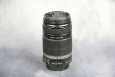 Canon EF-S 55-250mm f/4.0-5.6 IS Lens (Filter Ring Chipped)