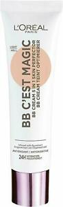 L'oreal BB And CC C'est Magic Creams 30 ml. Pick Your Brand New Seal Pack