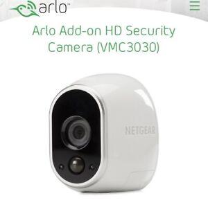 Arlo VMC3030-100NAS Wireless Add-On HD Security Camera