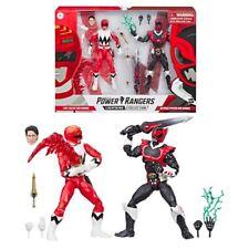 POWER RANGERS LA FOUDRE COLLECTION dans l/'espace Psycho Red Ranger et Lost Galaxy
