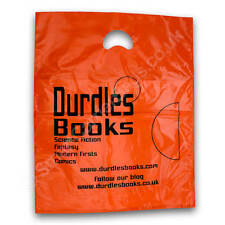 More details for printed personalised plastic/polythene carrier bags