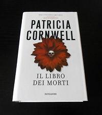 Il libro dei morti - Patricia Cornwell - Prima Edizione Omnibus Mondadori -