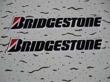 Sticker Aufkleber Bridgestone Reifen Motorcross Autocross Racing Race -Tunning