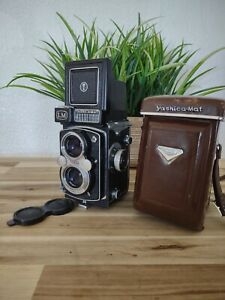Yashica-Mat LM untested