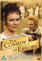 Nuovo The Commedia Di Errori DVD