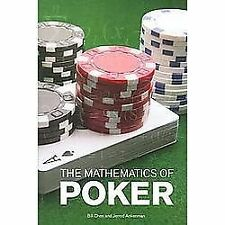 The Mathematics of Poker by William Chen and Jerrod Ankenman (2006, Paperback)