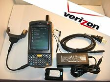 SYMBOL MOTOROLA MC7598-PZFSKQWA9WR 2D BARCODE *VERIZON CELLULAR QWERTY CLEAN ESN
