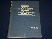 1930 THE YALE BANNER AND POT POURRI ANNUAL YEARBOOK VOLUME NO. 22 - YB 253