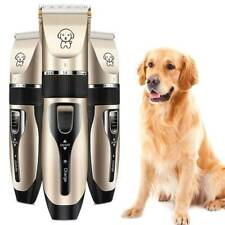 Professional Dog Grooming Clipper Thick Hair Trimmer Electric Shaver Cordless