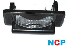 MERCEDES SPRINTER 95-06 VW LT 96-06 LICENSE NUMBER PLATE LIGHT LAMP 9018200156