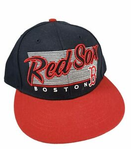Boston Red Sox Embroidered '47 Brand Snap back Hat Baseball Cap