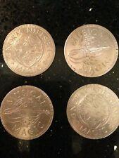Norm Nielsen Silver Dollar Palming Coins Vgc