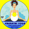 Prenatal Yoga DVD Ayuda Pregnant Mamás Relax Resto & Dormir Healthy Seguro & Fun