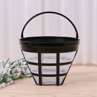 Replacement Coffee Filter Reusable Refillable Basket Cup Style Brewer Tool