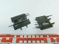 AZ19-0,5# 2x Märklin Verschiebegleis zw. Spur 0 und Spur 1 für elektr. Betrieb